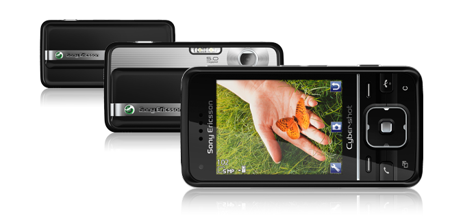 Sony Ericsson C903 оснащен 2.4-дюймовым TFT-дисплеем, TV-выходом, встроенным акселерометром, 105 Мб внутренней памяти...