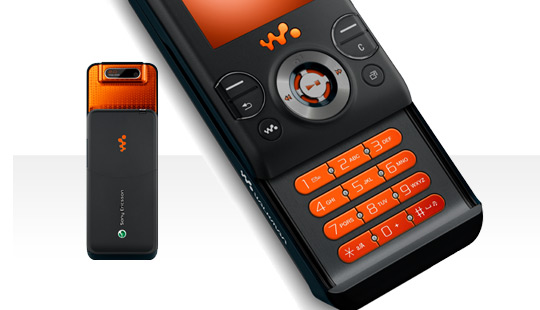 Sony ericsson w980 user manual